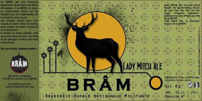 etiquette lady mitch ale